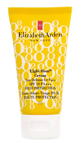 Elizabeth Arden Environmental Defense Eight Hour Cream Sun Defense for Face SPF50
